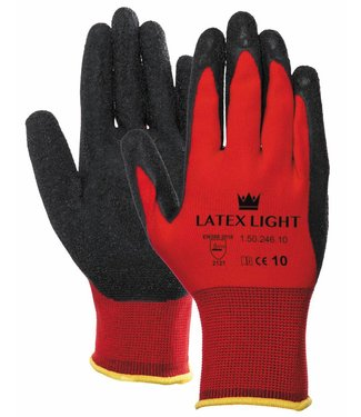 M-Safe Latex Light handschoen