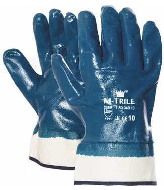 M-Safe NBR M-Trile 50-040 handschoen