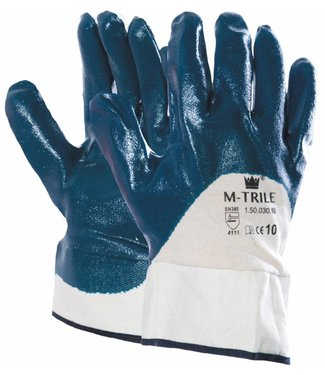 M-Safe NBR M-Trile 50-030 handschoen