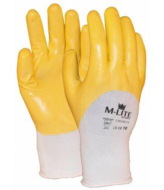 M-Safe M-Lite Nitrile 50-002 handschoen