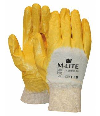 M-Safe NBR M-Lite 50-000 handschoen
