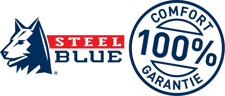 Steel Blue werkschoenen - 100% Comfort garantie