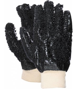 M-Safe PVC Grit handschoen