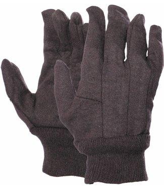 M-Safe Jersey handschoen bruin 255 grams