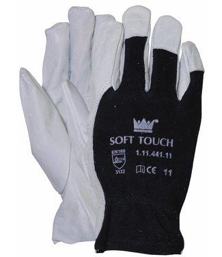 M-Safe Nappalederen Tropic handschoen