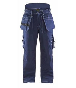 Blaklader Blåkläder 1515 Winterwerkbroek Marineblauw