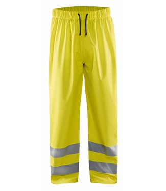 Blaklader Blaklader 1384 Regenbroek High Vis LEVEL 1 Geel