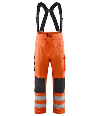 Blaklader Blaklader 1302 Regenbroek High Vis LEVEL 2 Oranje