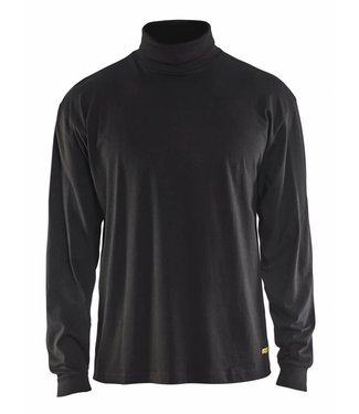 Blaklader Blaklader 3320 Col T-Shirt Zwart
