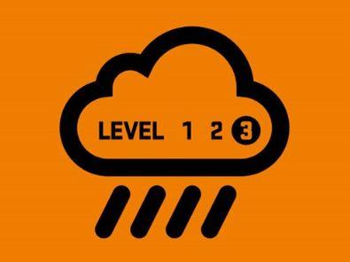 Blaklader regenkleding Level 3