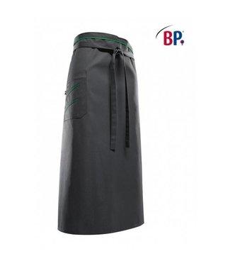 BP BP® Bistroschort lang (breedte: 100 cm) 1976-400-5772 grijs/groen