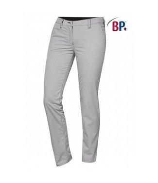 BP BP® Chinobroek voor dames 1734-930-33 zwart-wit pepita
