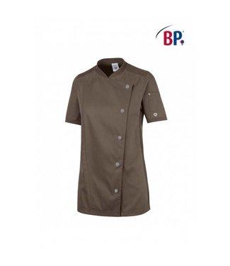 BP BP® Dameskoksbuis korte mouw 1598-485-400 valk