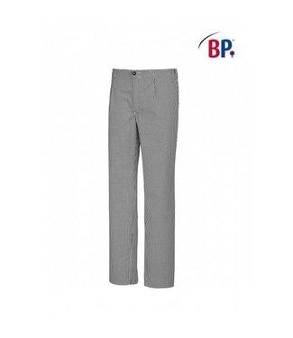 BP BP® Koks-/bakkersbroek 1353-910-33 zwart-wit pepita