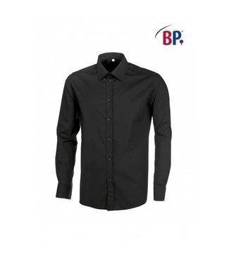 BP BP® Herenoverhemd 1563-682-32 zwart