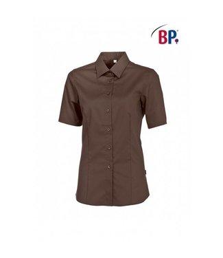 BP BP® Damesblouse 1/2 mouw 1562-682-43 chocoladebruin