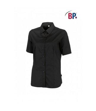 BP BP® Damesblouse 1/2 mouw 1562-682-32 zwart