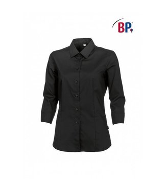BP BP® Damesblouse 3/4 mouw 1561-682-32 zwart