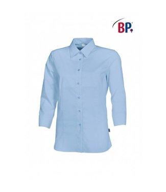 BP BP® Damesblouse 3/4 mouw 1561-682-11 lichtblauw