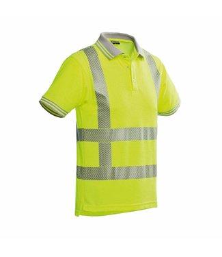 Santino SANTINO Poloshirt Venice Fluor Yellow