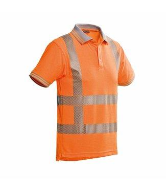 Santino SANTINO Poloshirt Venice Fluor Orange