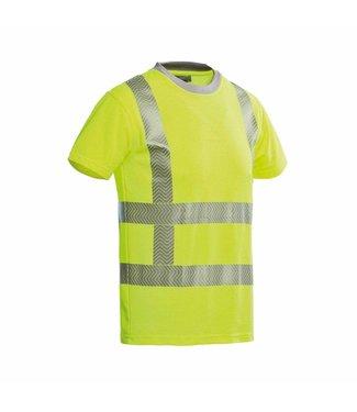 Santino SANTINO T-shirt Vegas Fluor Yellow