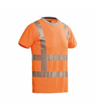 Santino SANTINO T-shirt Vegas Fluor Orange