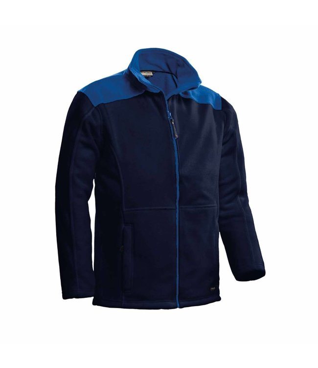 Santino SANTINO Fleecejack Trento Real Navy / Royal Blue