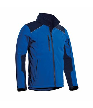 Santino SANTINO Softshell Jack Tour Royal Blue / Real Navy