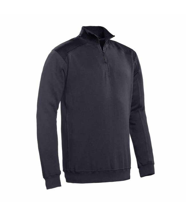 Santino SANTINO Zipsweater Tokyo Graphite / Black