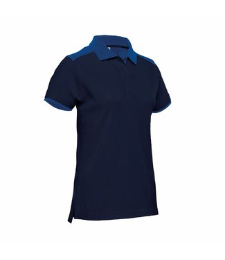 Santino SANTINO Dames Poloshirt Tivoli Real Navy / Royal Blue