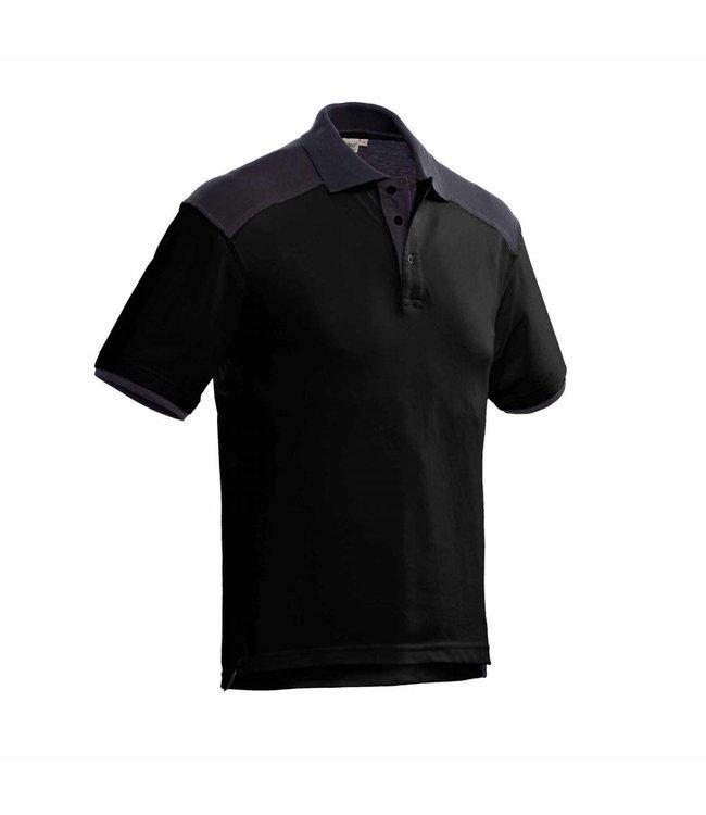 Santino SANTINO Poloshirt Tivoli Black / Graphite