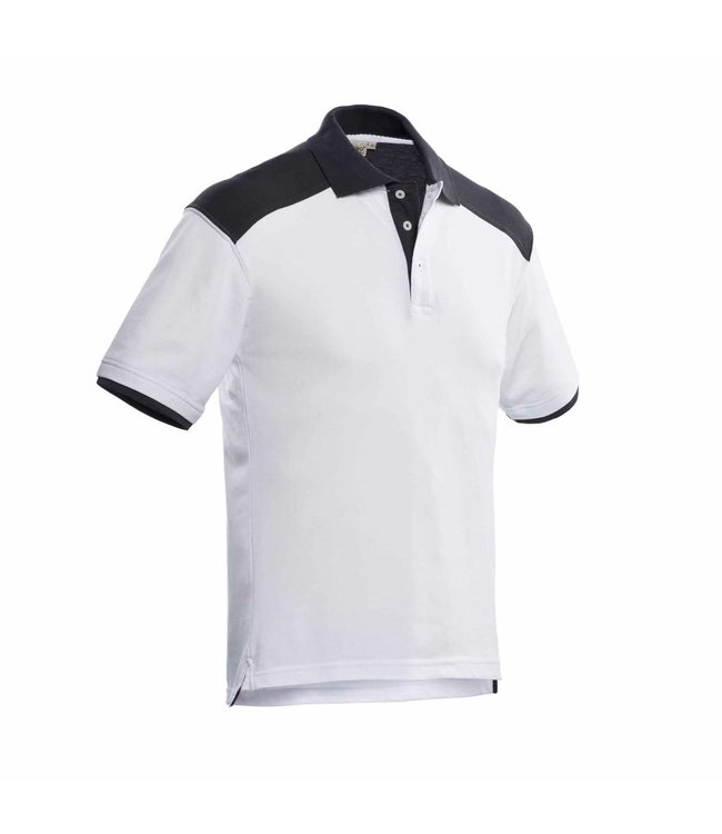 Santino SANTINO Poloshirt Tivoli White / Graphite