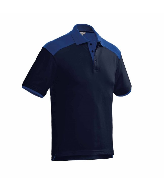 Santino SANTINO Poloshirt Tivoli Real Navy / Royal Blue