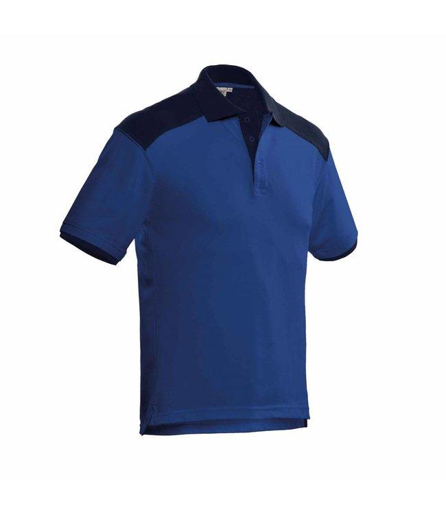 Santino SANTINO Poloshirt Tivoli Royal Blue / Real Navy