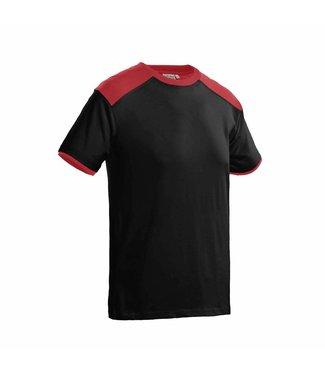 Santino SANTINO T-shirt Tiësto Black / Red
