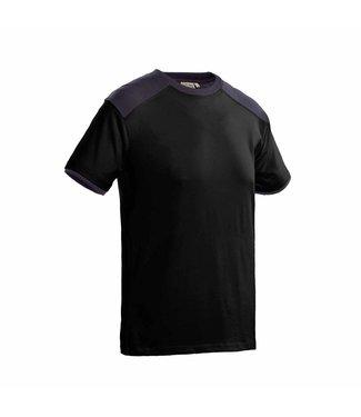 Santino SANTINO T-shirt Tiësto Black / Graphite