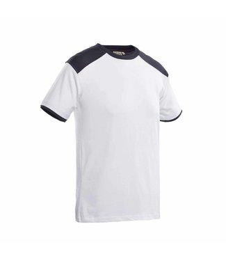 Santino SANTINO T-shirt Tiësto White / Graphite