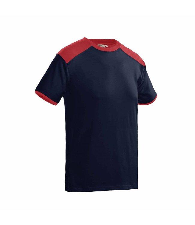 Santino SANTINO T-shirt Tiësto Real Navy / Red