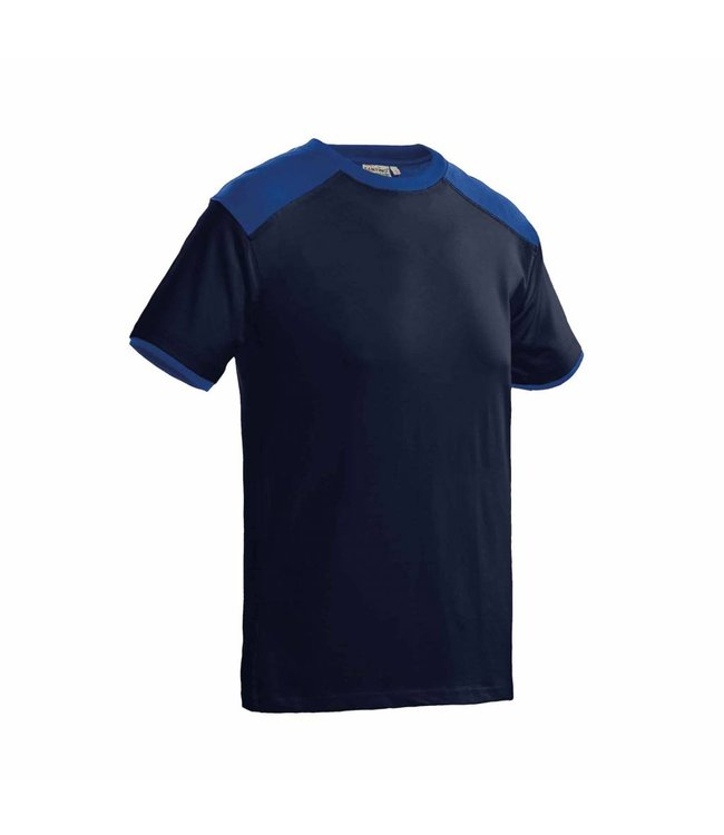 Santino SANTINO T-shirt Tiësto Real Navy / Royal Blue