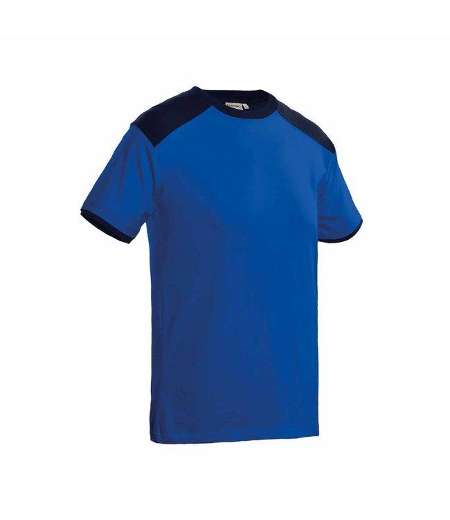 Santino SANTINO T-shirt Tiësto Royal Blue / Real Navy