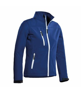 Santino SANTINO Dames Softshell Jack Soul Royal Blue