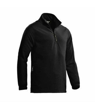 Santino SANTINO Fleece Sweater Serfaus Black