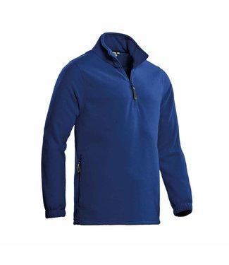 Santino SANTINO Fleece Sweater Serfaus Royal Blue