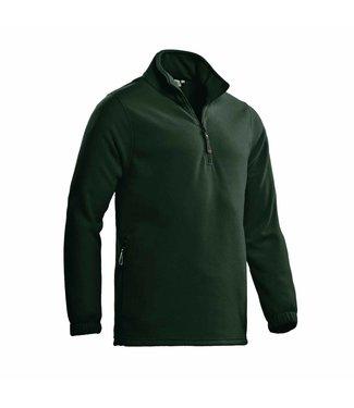 Santino SANTINO Fleece Sweater Serfaus Dark Green