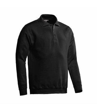 Santino SANTINO Polosweater Robin Black