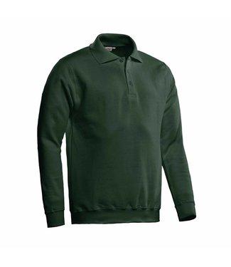 Santino SANTINO Polosweater Robin Dark Green