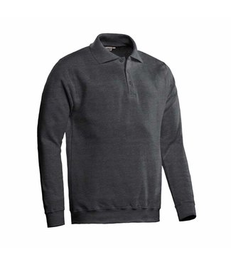 Santino SANTINO Polosweater Robin Dark Grey
