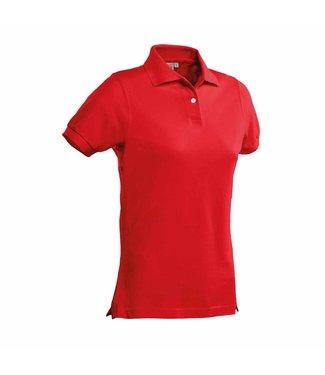 Santino SANTINO Poloshirt Ricardo ladies Red