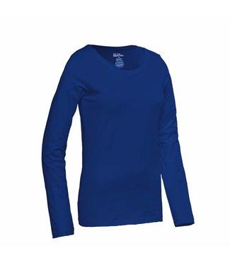Santino SANTINO T-shirt Juna ladies Royal Blue